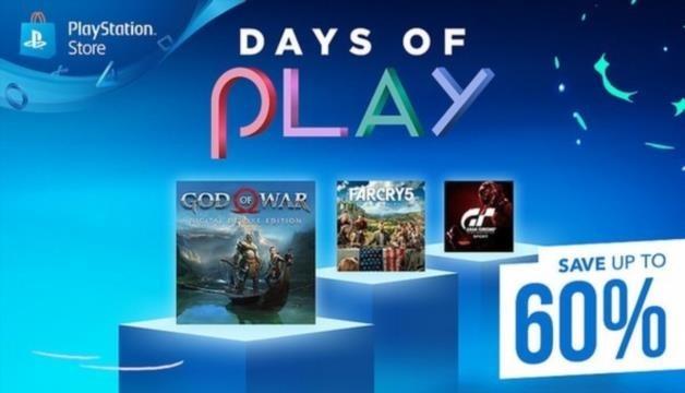 С 8 июня в PS Store вернется акция Days of Play