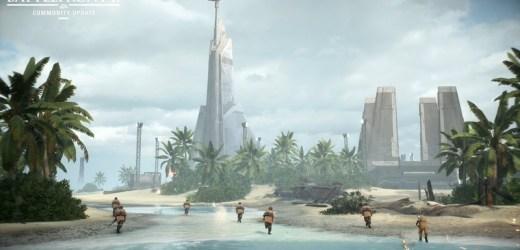 DICE объявила, что завтра для Star Wars Battlefront 2 выйдет финальное крупное обновление