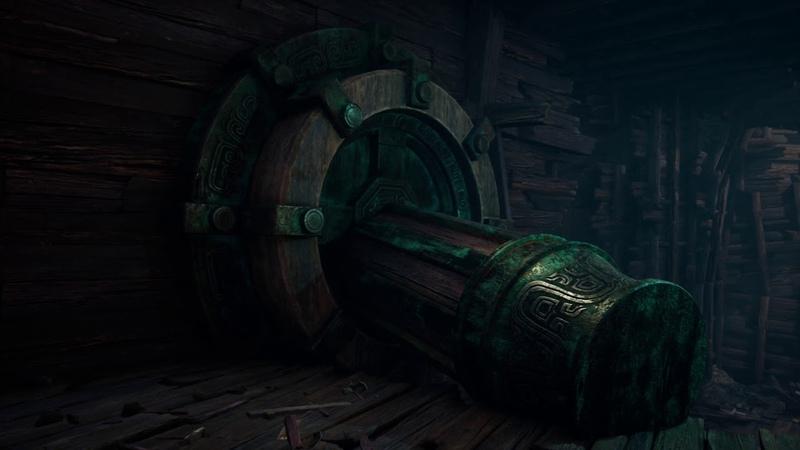 Новый трейлер Xuan-Yuan Sword VII, а также парочка скриншотов.