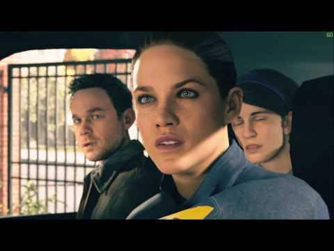 Quantum Break — Бассейн Брэдбери (Акт 2 Часть 3)