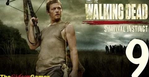 Прохождение The Walking Dead: Survival Instinct — Часть 9 (Вертолт)