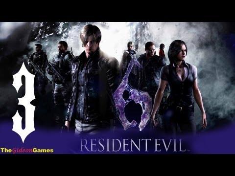 Прохождение Resident Evil 6: Леон — Часть 3 (Крикун)