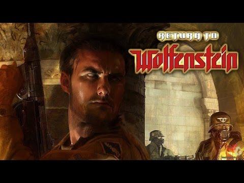 Wolfenstein: Return to Castle — Зловещие слухи. Побег. Задание 1 часть 1 #1