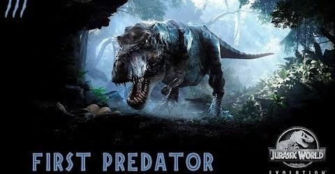 Прохождение Jurassic World Evolution #3 первый хищник