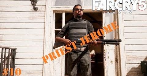 Прохождение Far Cry 5 #10 Пастор Джэром