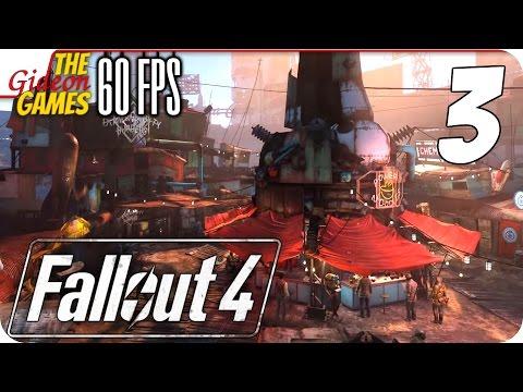 Прохождение Fallout 4 на Русском PС60fps — 3 (Кровь и Бриллианты)