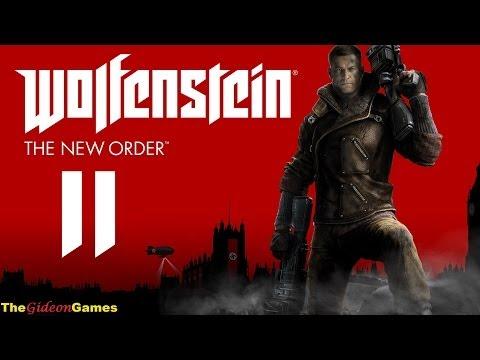 Прохождение Wolfenstein: The New Order (2014) HD — Часть 11 (Я, , на Луне, .)