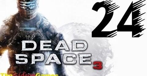 NEW: Прохождение Dead Space 3 —  Часть 24 (Хранилище артефактов)