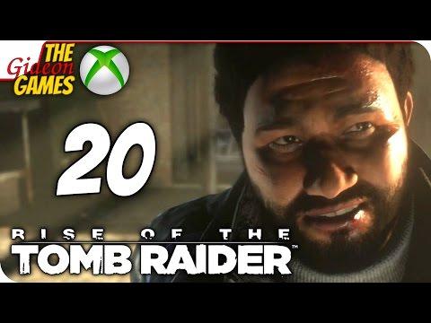 Прохождение Rise of the Tomb Raider на Русском XBOne — 20 (Логика, где ты?)