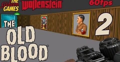 Прохождение Wolfenstein: The Old Blood на Русском PС60fps — Часть 2 (Как в старые добрые…)