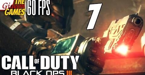 Прохождение Call of Duty: Black Ops 3 III на Русском PС60fps — 7 (Взрывной коломт!)