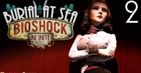 Прохождение Bioshock Infinite: Burial at Sea — Episode 2 DLC (Часть 2: Эгоманьяки тоже ошибаются)