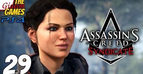 Прохождение Assassin's Creed: Syndicate (Синдикат) на Русском PS4 — 29 (Карета ярости)