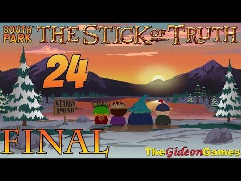 Прохождение South Park: The Stick of Truth Южный Парк: Палка Истины — Часть 24: Финал (Доигрались)