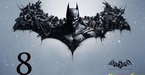 Прохождение Batman: Arkham Origins Бэтмен: Летопись Аркхема HD — Часть 8 (Приглашение)