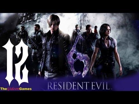 Прохождение Resident Evil 6: Леон — Часть 12 (T-Rex)