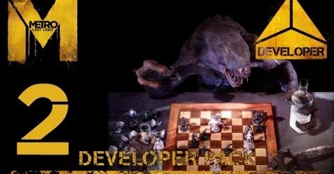 Прохождение Metro: Last Light DLC: Developer Pack (HD 1080p) — Часть 2: Музей