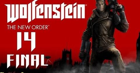 Прохождение Wolfenstein: The New Order (2014) HD — Часть 14: Финал (Вс ради не…)