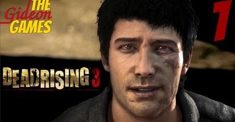 Прохождение Dead Rising 3: Apocalypse Edition на Русском HDPC — Часть 1 (Велкам ту Афтерпати!)