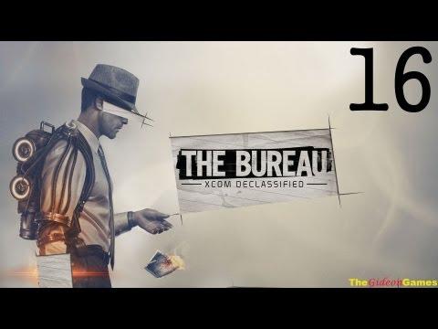 Прохождение The Bureau: XCOM Declassified — Часть 16 (Прощай Пит)