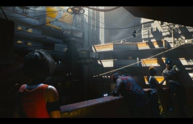 Разработчики Cyberpunk 2077 продолжают рассказывать о мире игры
