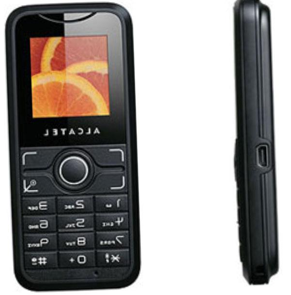 Обзор мобильного телефона Alcatel OT-S210