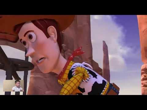 Играем в Историю Игрушек (Toy Story)/ Обзор игры/#Спасаем сироток