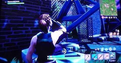 Fortnite: Battle Royale — обзор игры x-box one прохождение ЧАСТЬ 5