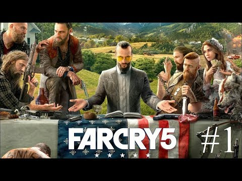 СЕКТАНТЫ НАСТУПАЮТ ► Прохождение Far Cry 5 #1