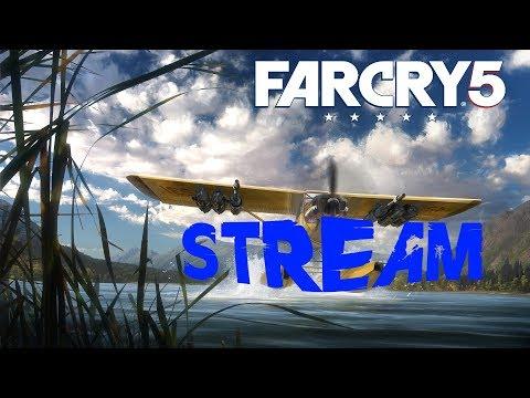 Far Cry 5 — Stream 10 #AgentJoe