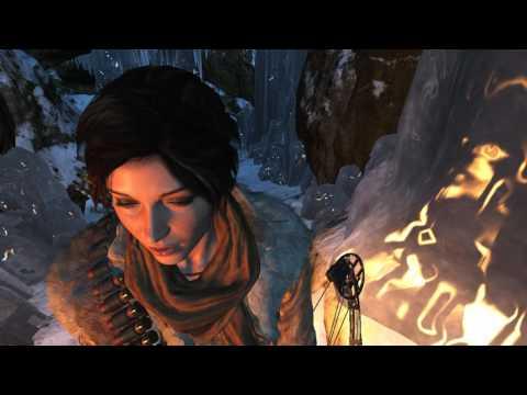 Rise of the Tomb Raider — Баба Яга — начало (Надя и её дедушка)