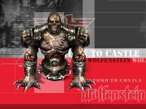 Wolfenstein: Return to Castle — X-Лаборатории. Задание 5 часть 2