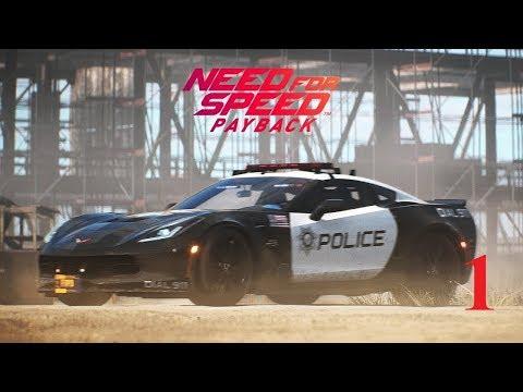 Прохождение Need for Speed Payback (2017) 1 серия