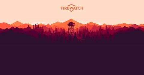 Firewatch — 7[Непреодолимый двухметровый забор с замочком]