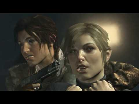 Rise of the Tomb Raider — Церковный двор — Архивная палата