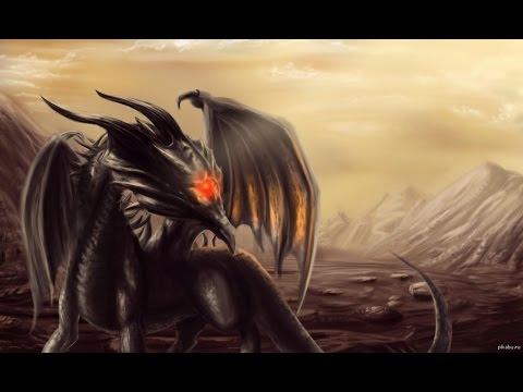 Dark Souls (прохождение) #85 — Чёрный дракон Каламит — сражен.