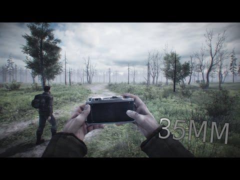 35MM -3[Пустая деревня,топор и первый зомби в кресле]