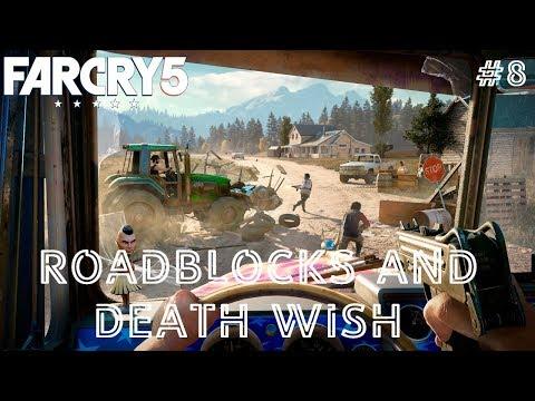 Прохождение Far Cry 5 #8 Блокпосты и Жажда смерти