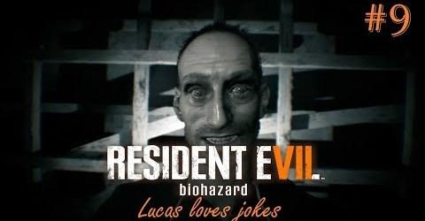 ЛУКАС ЛЮБИТ ШУТКИ ► Resident Evil 7 Biohazard #9