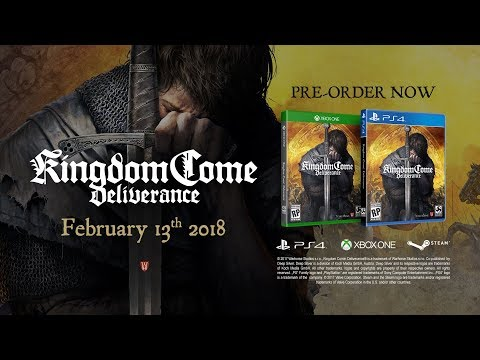 Kingdom Come: Deliverance — Начало великого путешествия