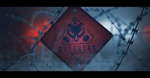 Tom Clancy's Rainbow Six Siege — Outbreak пандемия.