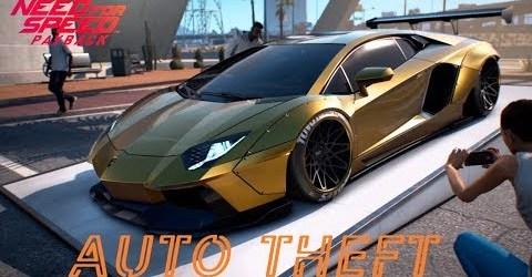 Прохождение Need for Speed Payback #21 авто угон