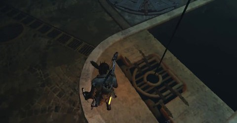 Rise of the Tomb Raider — Геотермальная пещера (все тайники и гробницы)