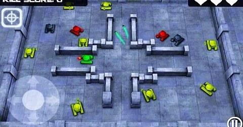World of Tanksu200e| Tank Hero Gameplay| Танчики. Видео для Детей 2016