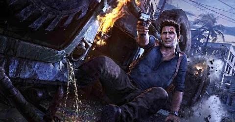 Uncharted 4 — Stream 2 #AgentJoe