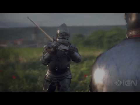 Kingdom Come: Deliverance — все трейлеры