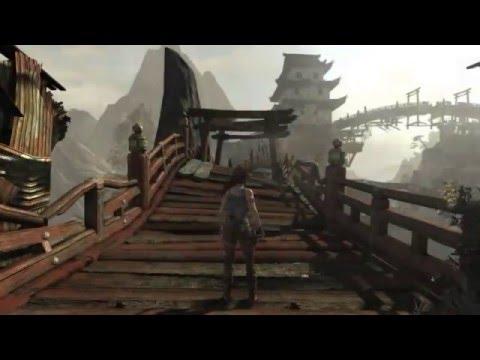 Tomb Raider (прохождение) — Мост (куда бежать после моста)