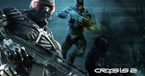 Crysis 2 — ретро стрим