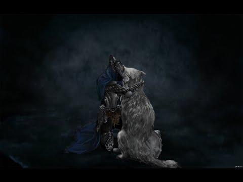 Dark Souls (прохождение) #82 — Сиф — великий волк в ущелье бездны.