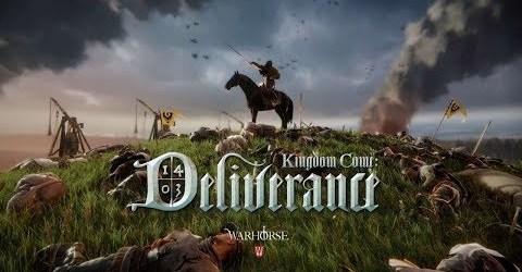 Kingdom Come: Deliverance — первый взгляд
